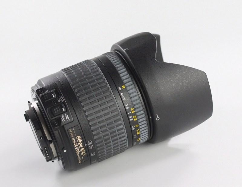 Nikon Nikkor AF 28-200mm G