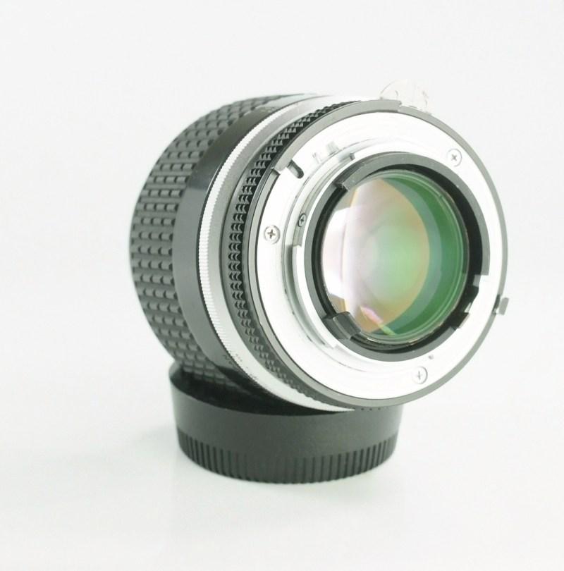NIKON MF 35mm 1.4 AIS SUPER STAV