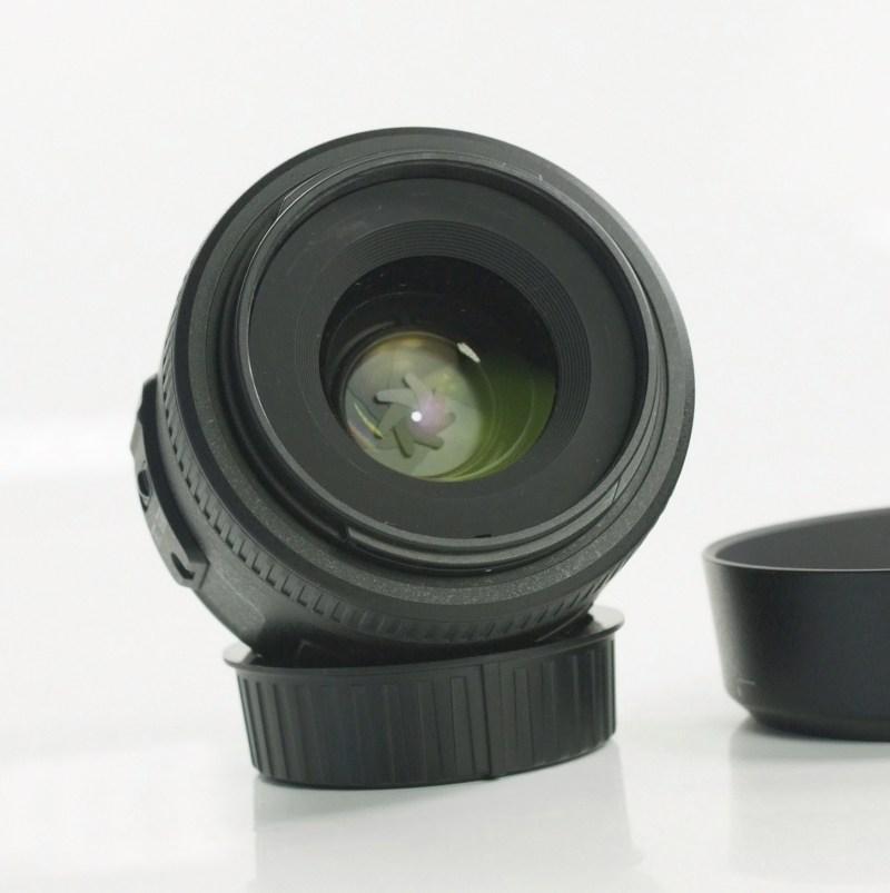 NIKON 35 mm f/1,8 AF-S G DX TOP STAV