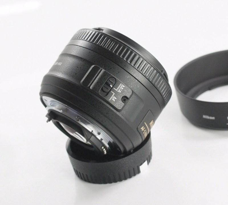 NIKON 35 mm f/1,8 AF-S G DX SUPER STAV