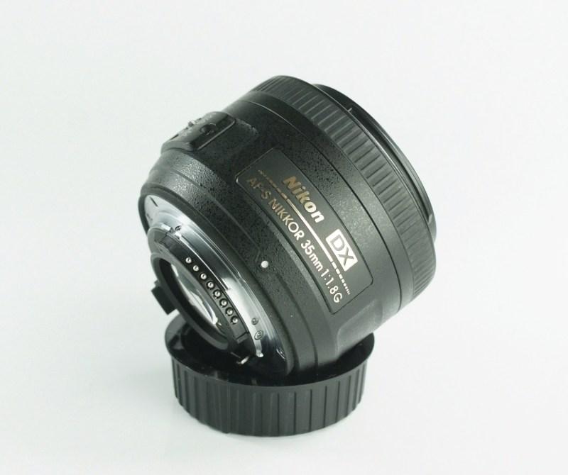 NIKON 35 mm f/1,8 AF-S G DX