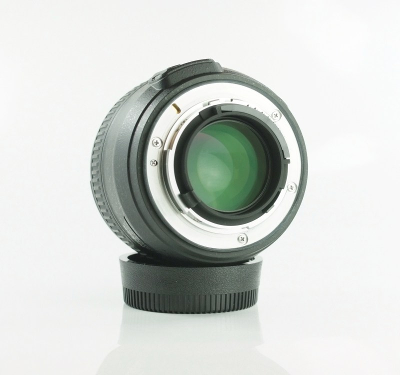 NIKON 50 mm f/1,4 G AF-S SUPER STAV