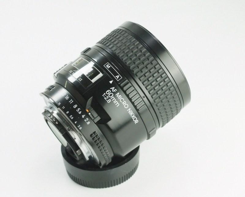 Nikon 60 mm F2,8 AF MICRO-NIKKOR