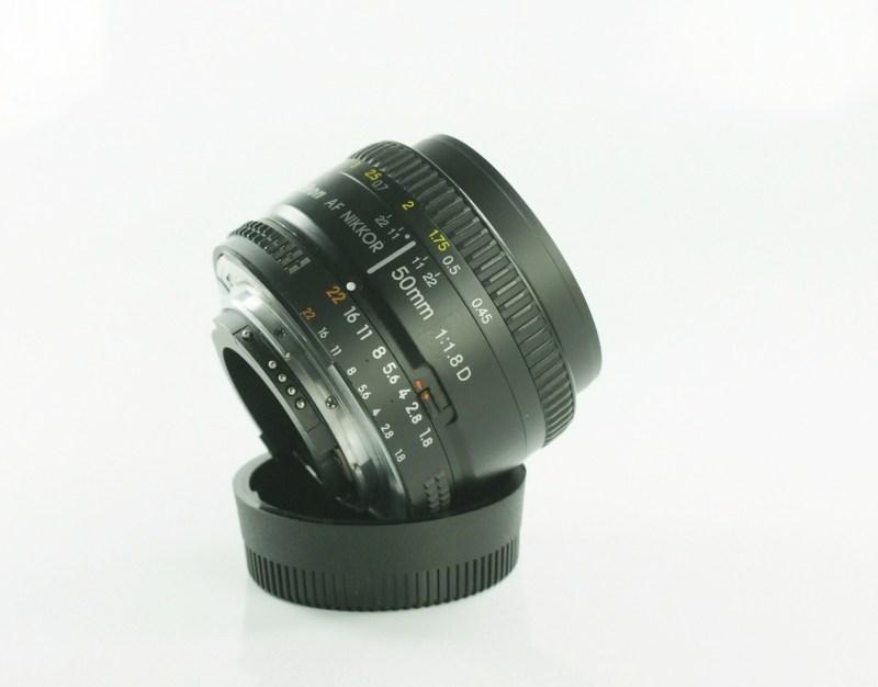 NIKON 50 mm f/1,8 D AF