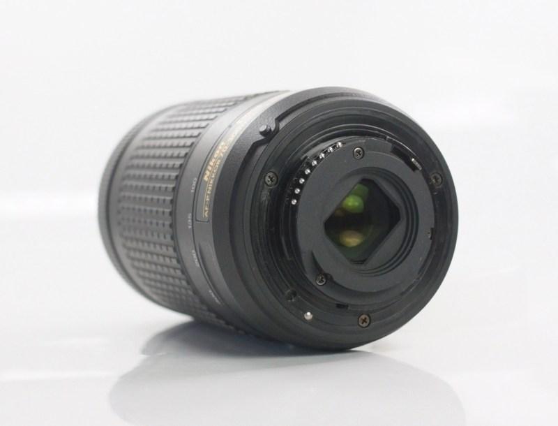 NIKON 70-300 mm f/4,5-6,3 G AF-P DX ED VR TOP STAV