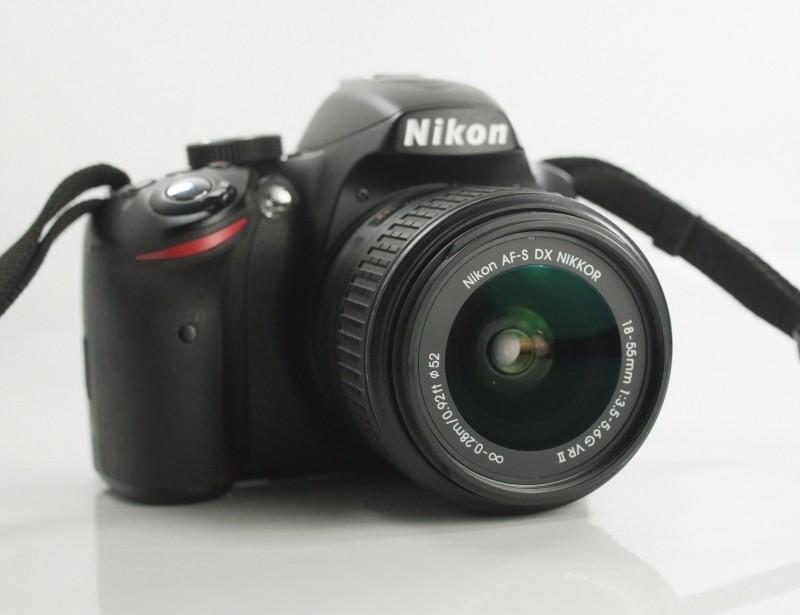 NIKON D3200  + 18-55 mm  VR SUPER STAV