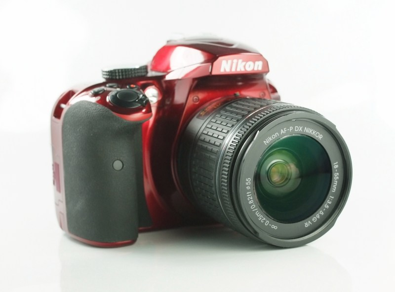Nikon D3400 + Nikon 18-55mm VR TOP STAV