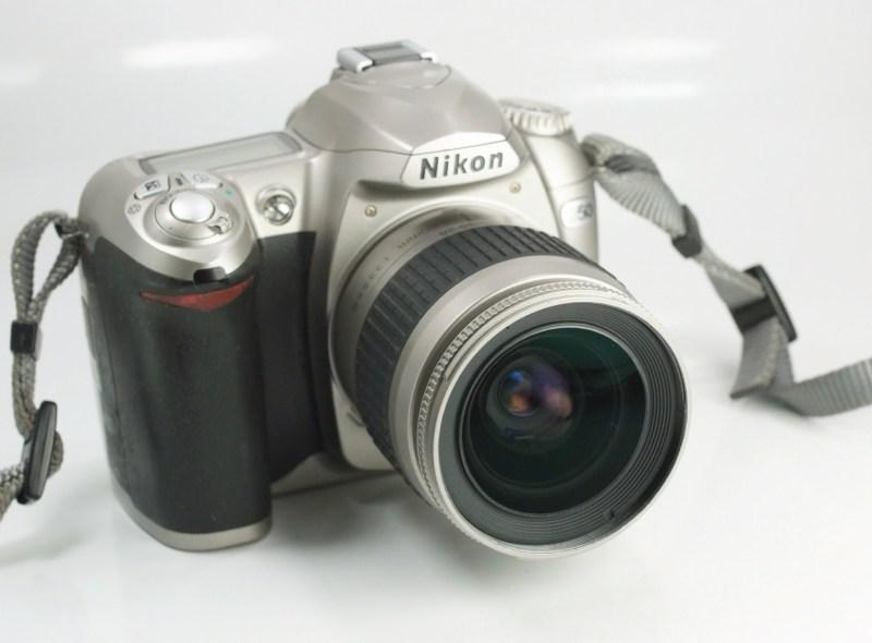 Nikon D50 + 28-80mm