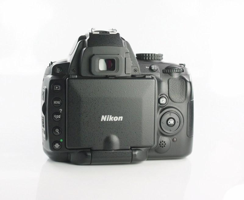 Nikon D5000 + Nikon 18-55mm VR SUPER STAV