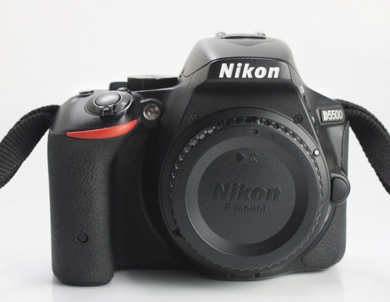 Nikon D5500 SUPER  STAV