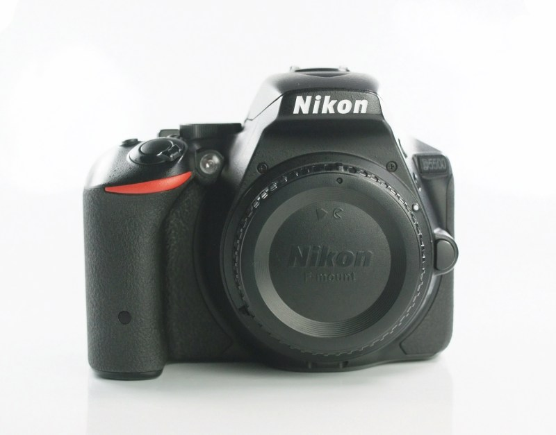 Nikon D5500 TOP STAV