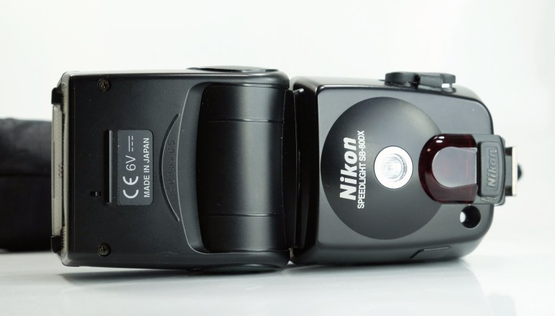 blesk Nikon SB-80 DX SUPER  STAV