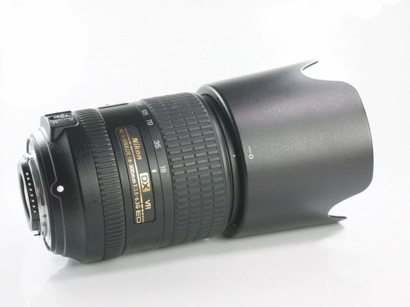 NIKON 18-300 mm f/3,5-5,6 G AF-S ED VR SUPER STAV