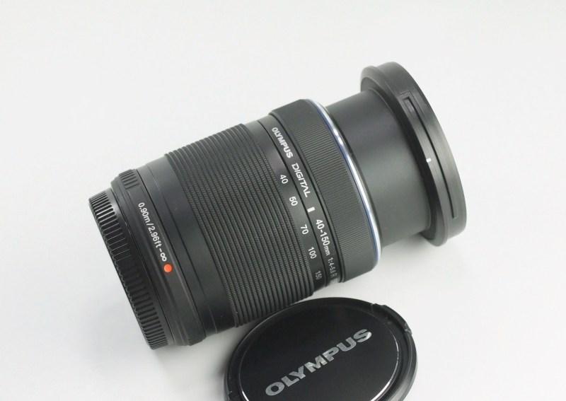 OLYMPUS M.Zuiko Digital ED 40-150 R/4-5,6  TOP