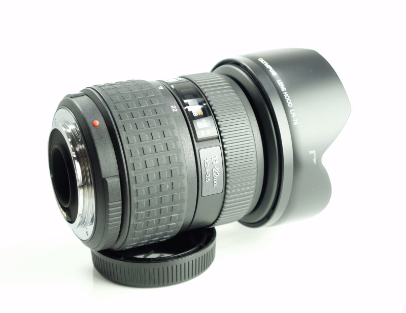 Olympus ZUIKO 11-22mm f/2,8-3,5 EZ