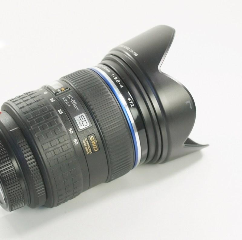 Olympus ZUIKO 12-60mm f/2,8-4,0 TOP STAV