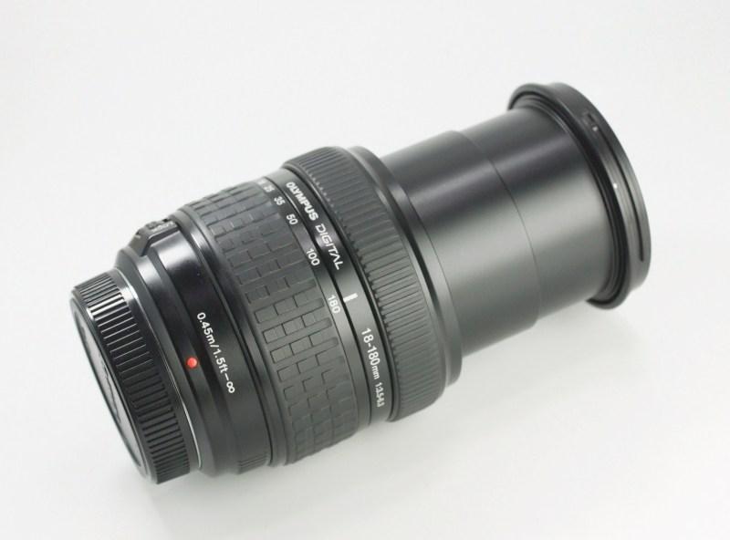 Olympus ZUIKO 18-180mm f/3,5-6,3 EZ-1818
