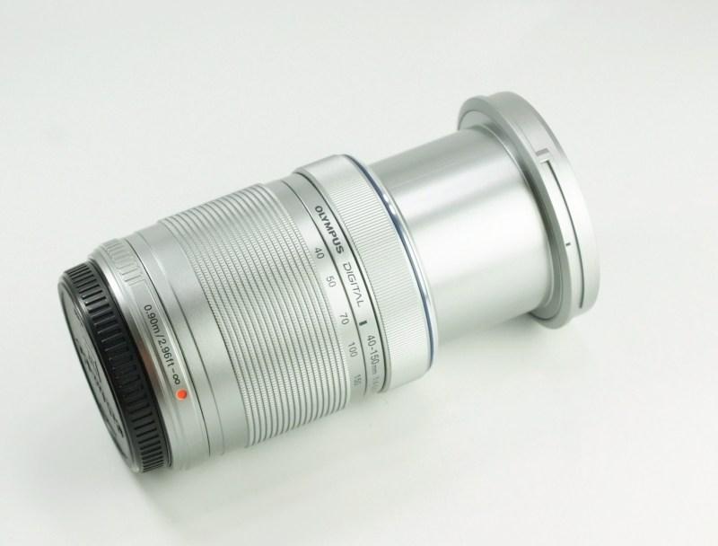 OLYMPUS M.Zuiko Digital ED 40-150 R/4-5,6
