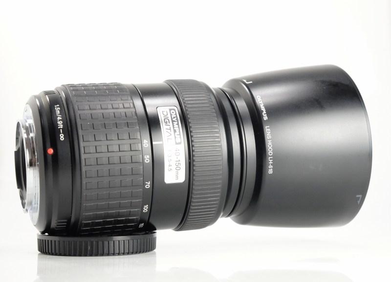 Olympus ZUIKO 40-150 mm F 3.5-4,5 EZ MK I