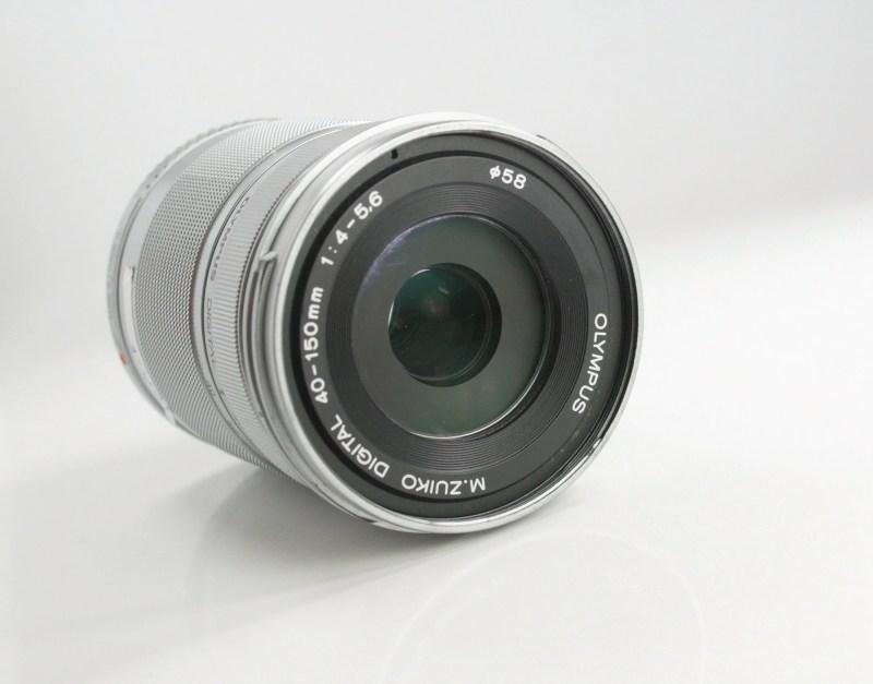OLYMPUS M.Zuiko Digital ED 40-150 R/4-5,6 nefunkční