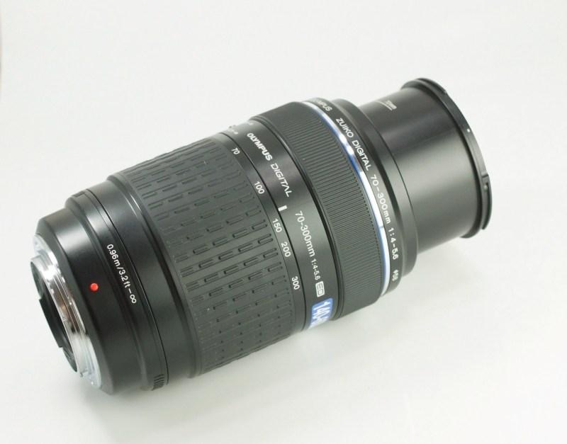 Olympus ZUIKO 70-300mm f/4,0-5,6 EZ TOP STAV