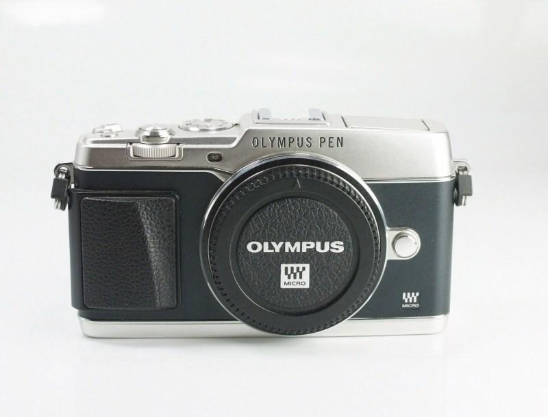 OLYMPUS E-P5  TOP STAV