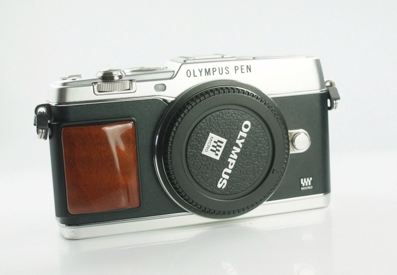 Olympus PEN E-PL5 TOP STAV