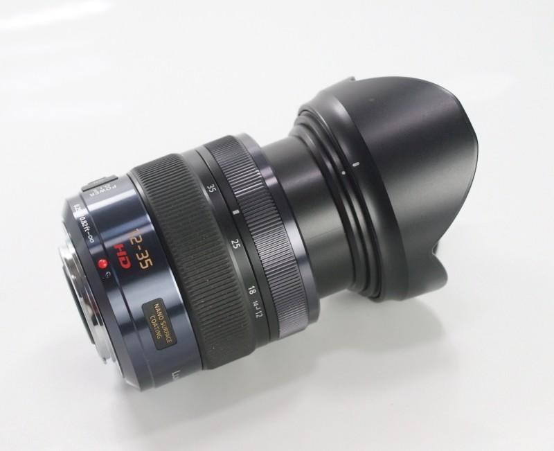PANASONIC 12-35 mm f/2,8 Power O.I.S