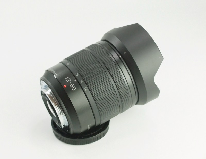 PANASONIC 12-60 mm f/3,5-5,6 ASPH POWER O.I.S TOP STAV