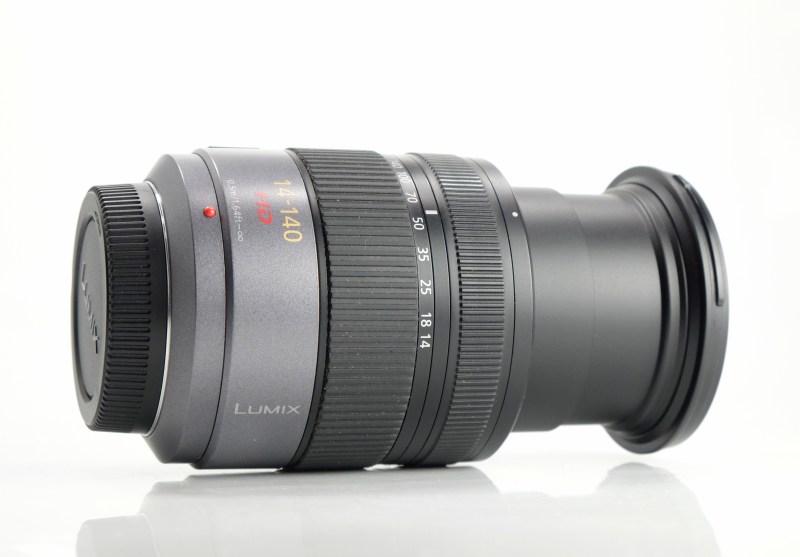 Panasonic Lumix G Vario HD 14-140mm f/4,0-5,8 ASPH. MEGA O.I.S