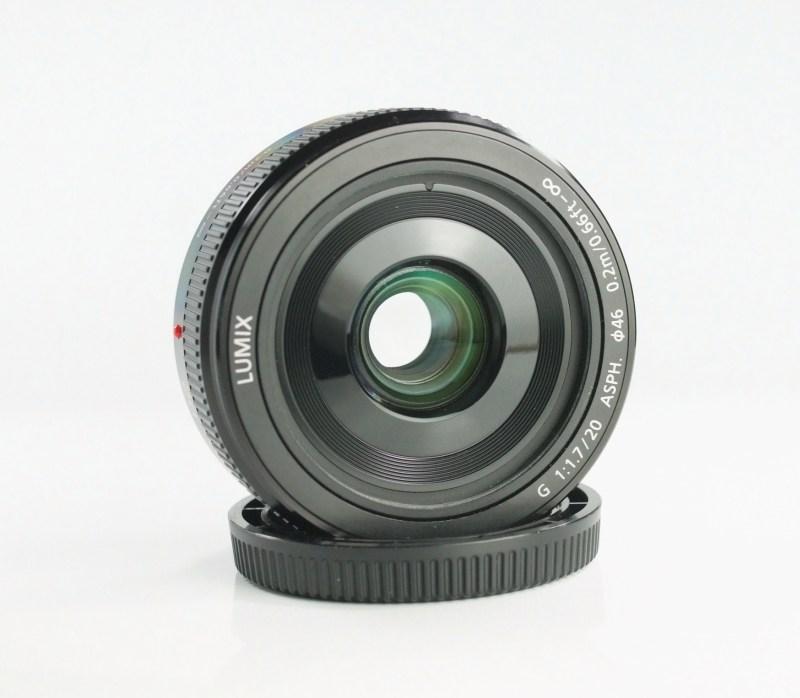 PANASONIC 20 mm f/1,7 ASPH LUMIX G II
