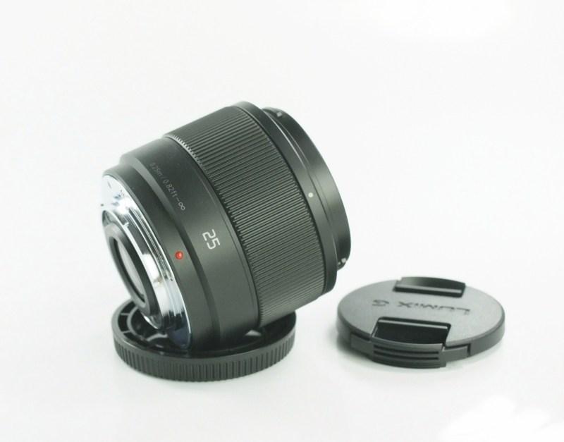 PANASONIC 25 mm f/1,7