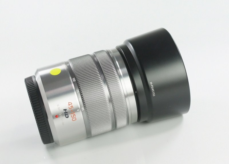 PANASONIC 45-150 mm f/4,0-5,6 MEGA O.I.S LUMIX G VARIO pro MICRO