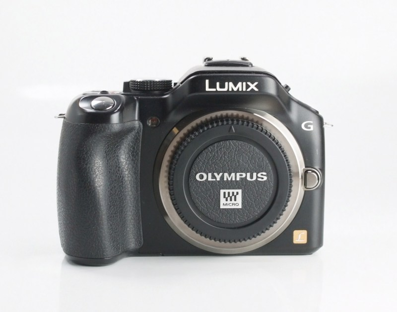 PANASONIC Lumix DMC-G5 SUPER STAV