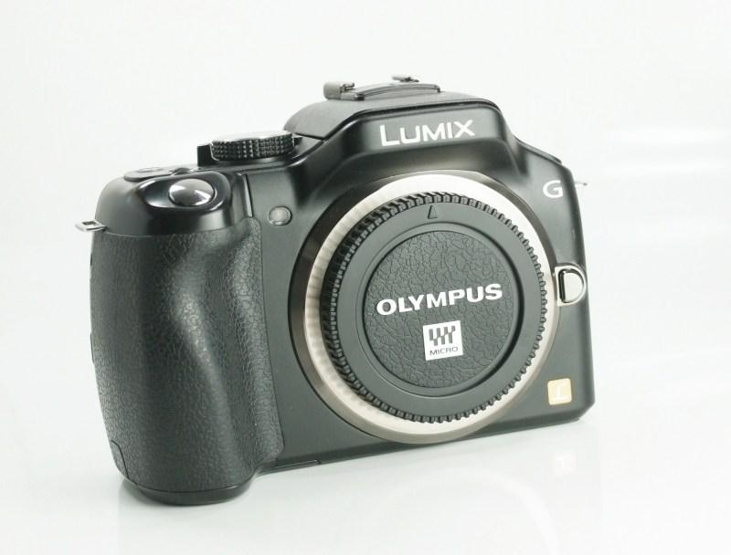 PANASONIC Lumix DMC-G5 SUPER STAV
