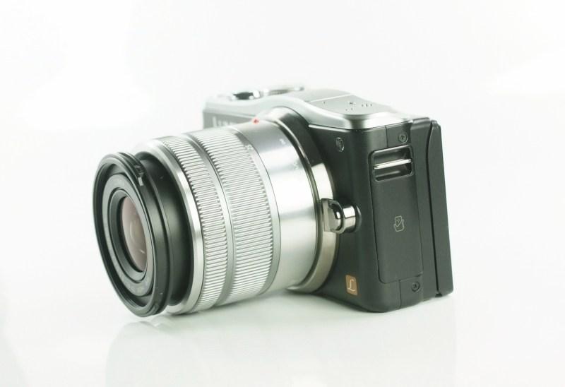 PANASONIC Lumix DMC-GF6 černý + 14-42 mm Powerzoom