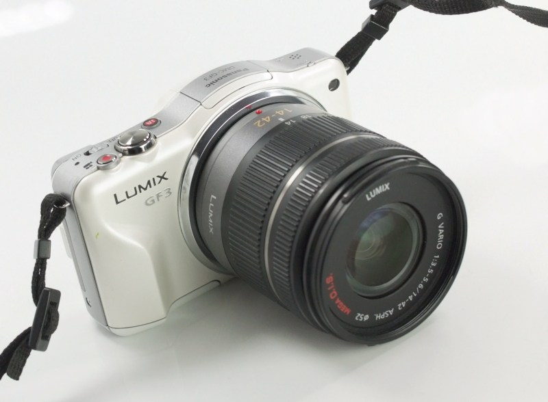 Panasonic GF3 + 14-42mm