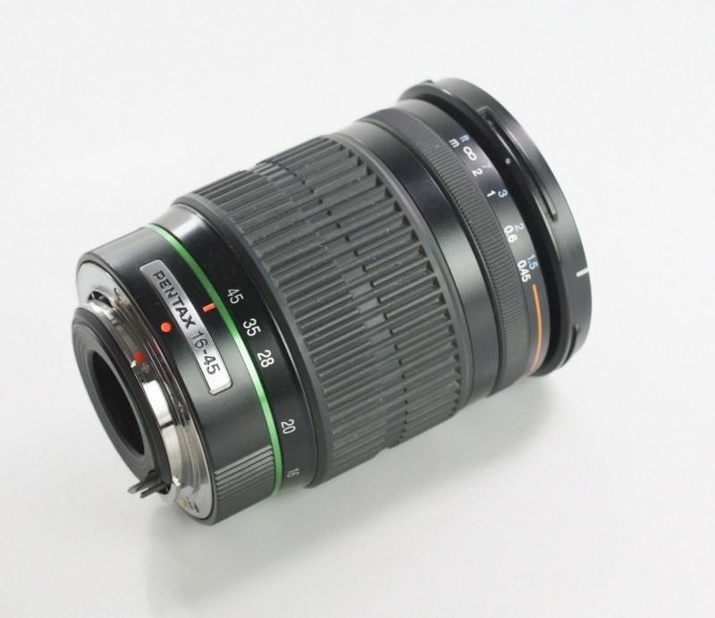 Pentax DA Zoom 16-45mm F 4 ED AL