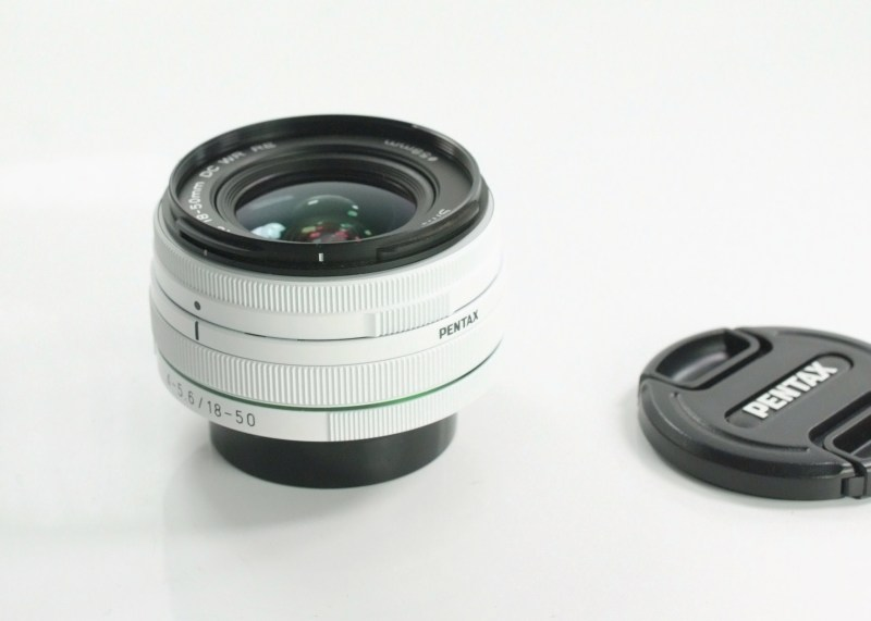 PENTAX 18-50 mm f/4-5,6 WR RE TOP STAV