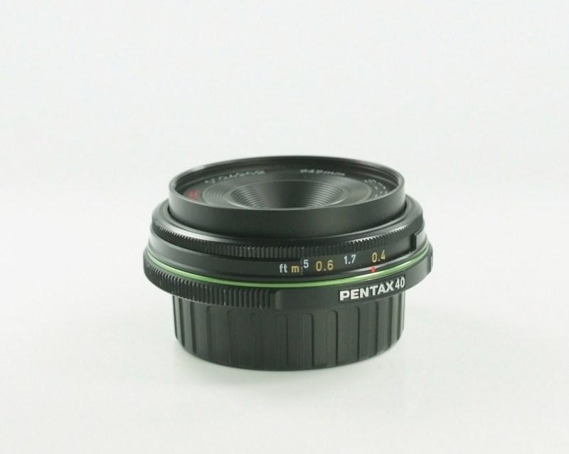 PENTAX 40 mm f/2,8 DA Limited