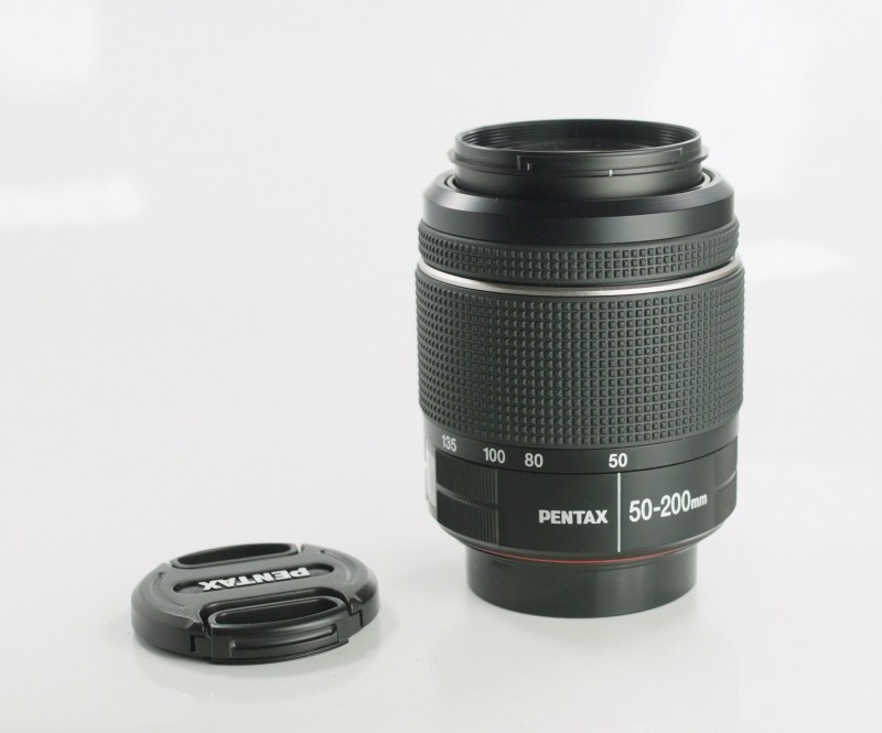 PENTAX 50-200 mm f/4-5,6 DA ED WR  TOP STAV