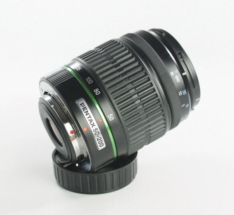 PENTAX smc DA 50-200mm f/4-5.6 ED