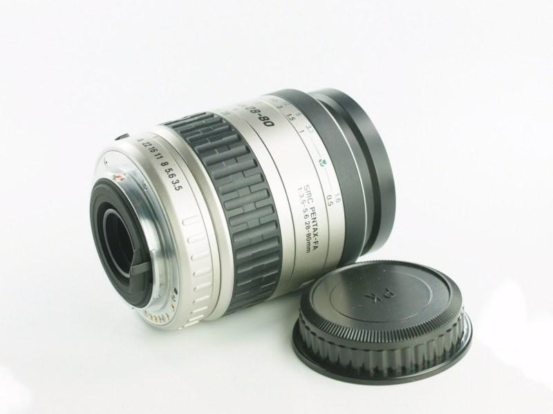 Pentax-FA 28-80mm  SMC