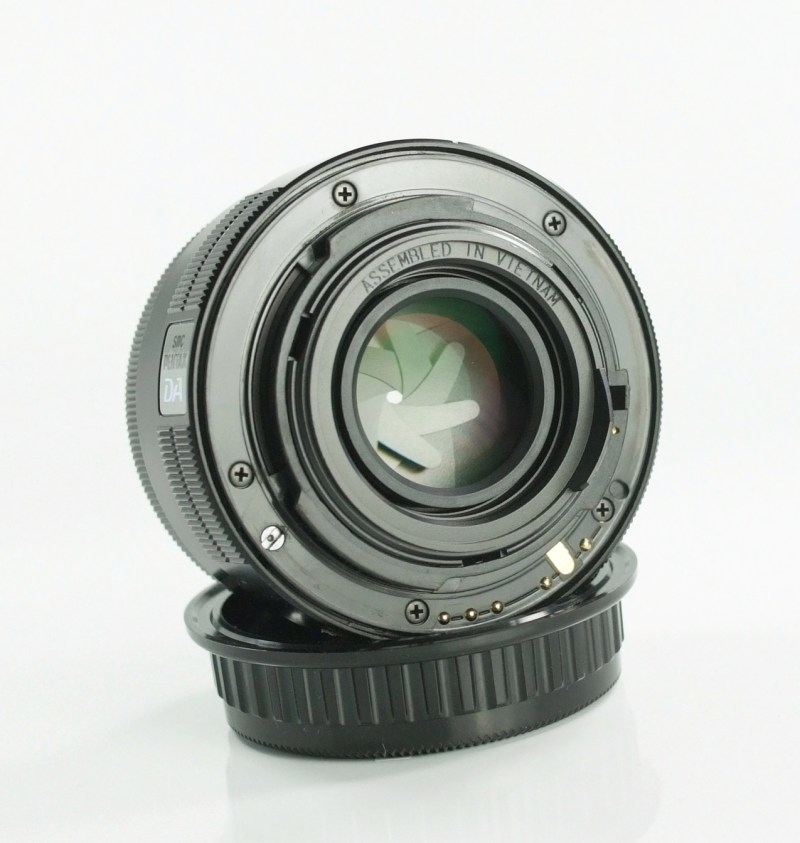 Pentax smc DA 50mm f/1,8 TOP STAV