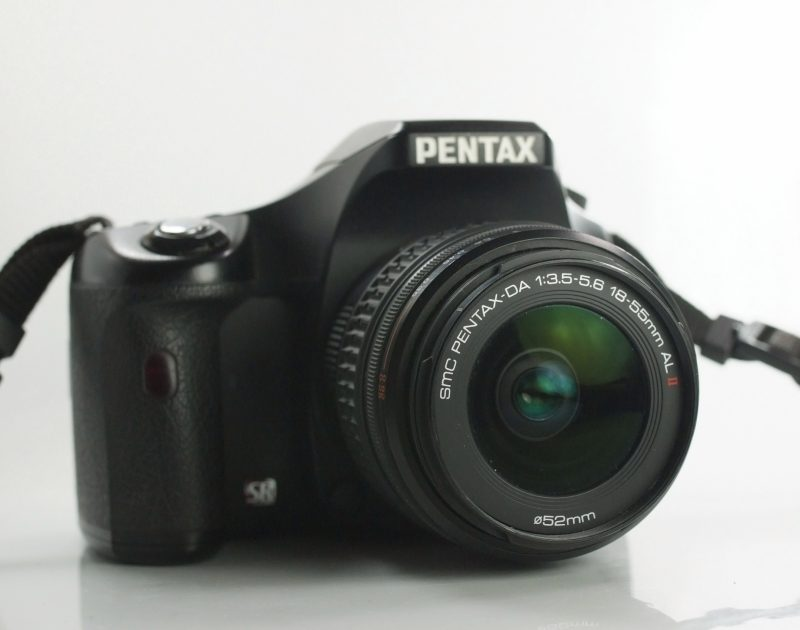 Pentax K200d+ 18-55 mm SUPER STAV