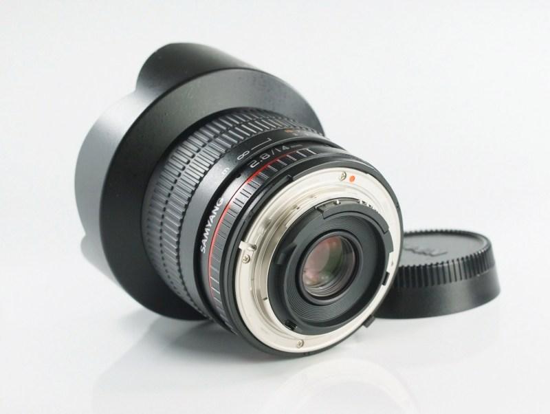 SAMYANG 14 mm f/2,8 ED AS IF UMC pro Nikon SUPER STAV