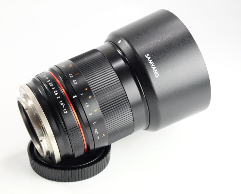 SAMYANG 35 mm f/1,2 ED AS UMC CS pro Sony E