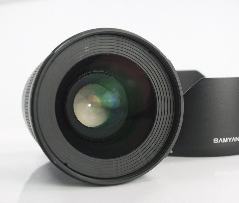 SAMYANG 35 mm f/1,4 AS UMC pro Nikon AE TOP STAV