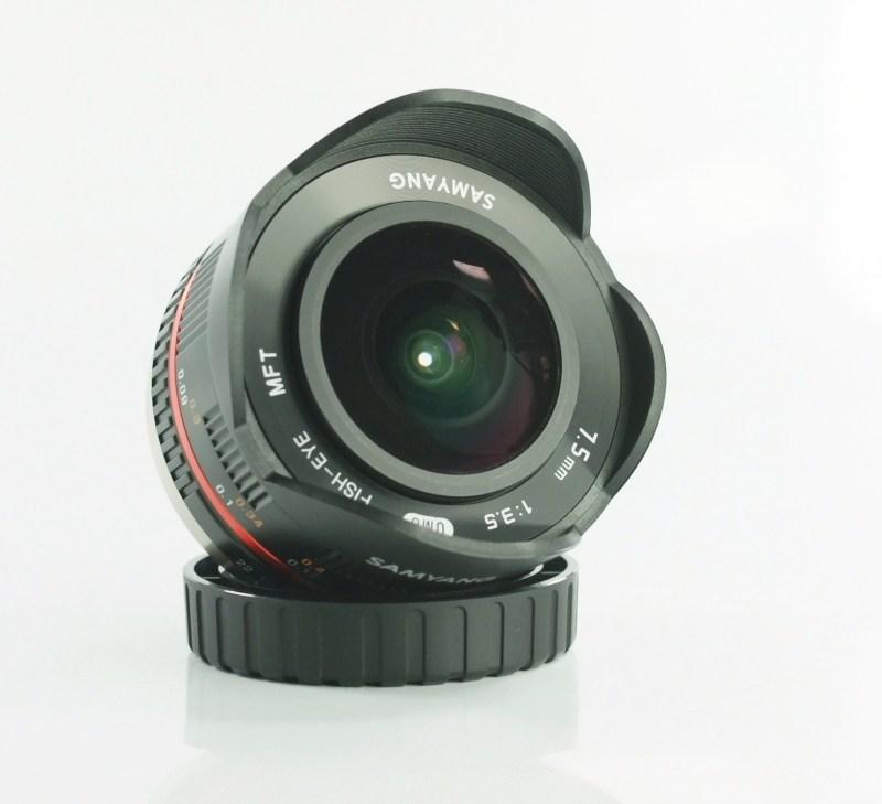 Samyang 7,5mm f/3,5 pro micro 4/3