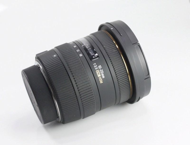 Sigma 10-20mm f/3,5 EX DC HSM pro Nikon TOP STAV